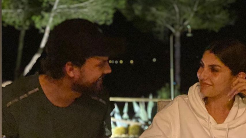Jimi Blue Ochsenknecht und Yeliz Koc, September 2020