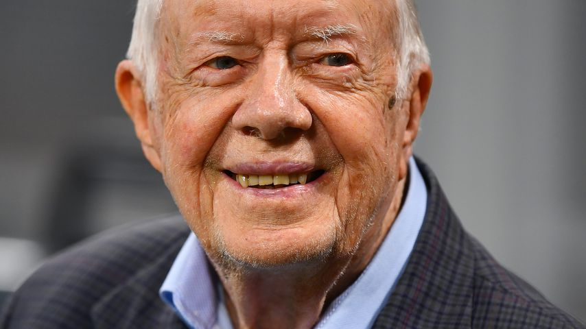 Jimmy Carter in Atlanta, September 2018