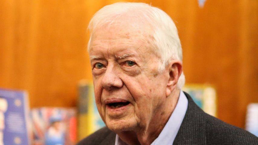 Ex-US-Präsident Jimmy Carter: Enkel Jeremy (✝28) ist tot