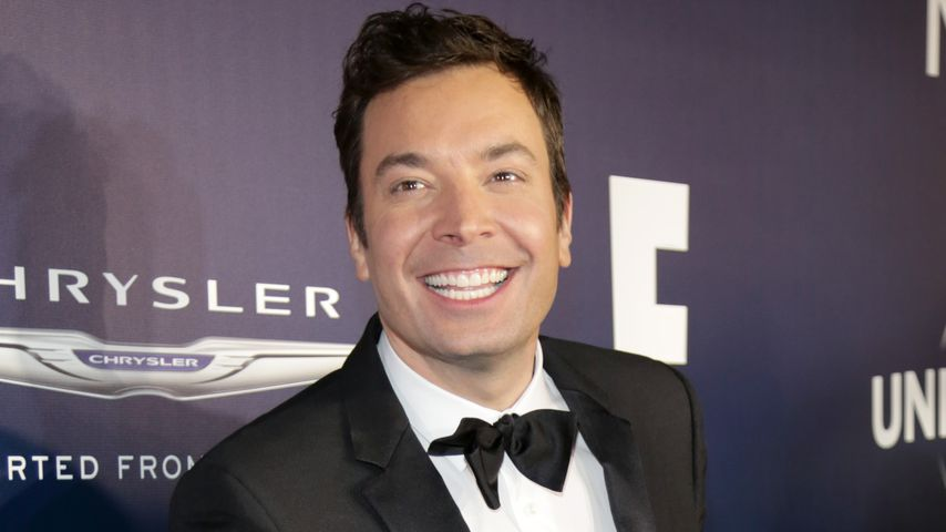 "Jimmy Fallon auf der ""Golden Globes""-Aftershowparty in Beverly Hills"