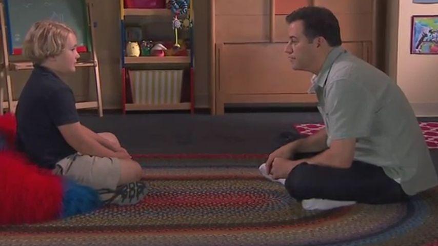 Jimmy Kimmel kriegt Ratschläge von 7-Jährigem