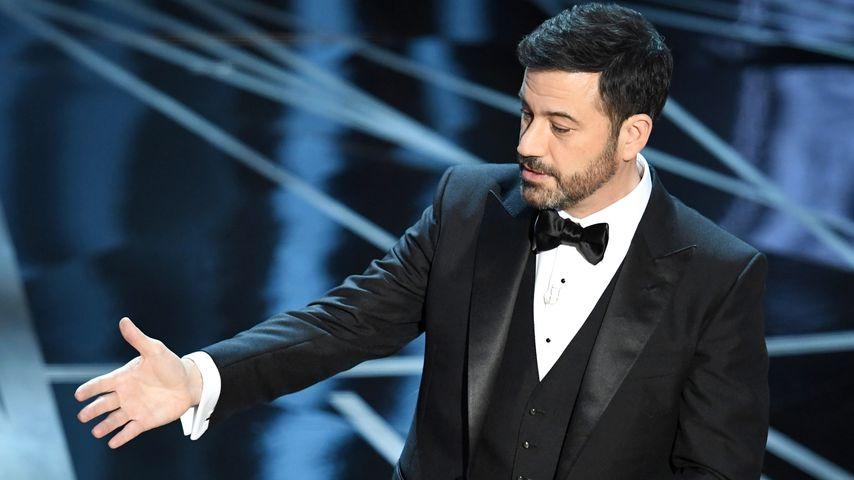 Jimmy Kimmel auf der Bühne bei der 89. Oscar-Verleihung in Hollywood 2017