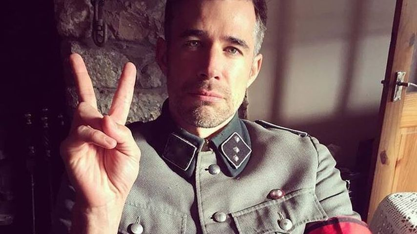 """Horrorfilm-Debüt: """"Verbotene Liebe""""-Star Jo Weil spielt Nazi"""