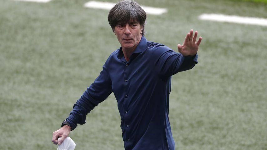 Joachim Löw bei der EM im Juni 2021