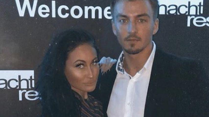 Joana Palmera mit ihrem Ex-Freund Kevin