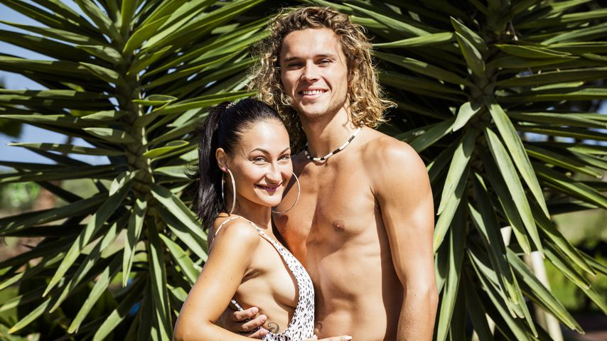 """Joana und Victor bei """"Love Island"""" 2018"""