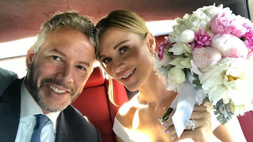 Nach Blitz-Verlobung: Joanna Krupa ist wieder verheiratet!