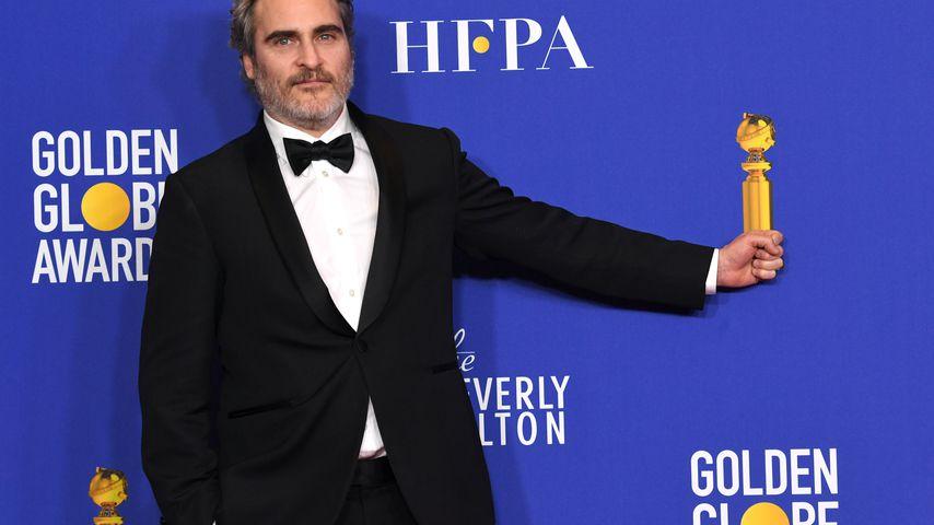 Joaquin Phoenix bei den Golden Globes
