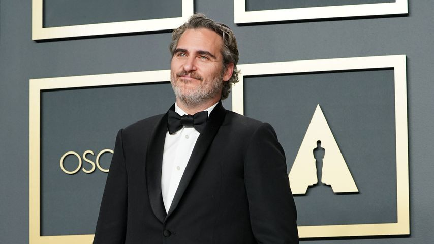Joaquin Phoenix, 2020