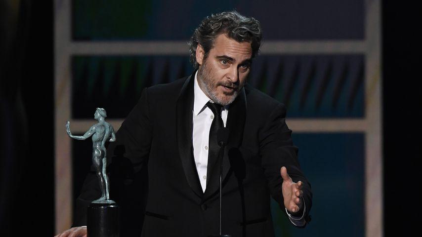 Joaquin Phoenix im Jahr 2020
