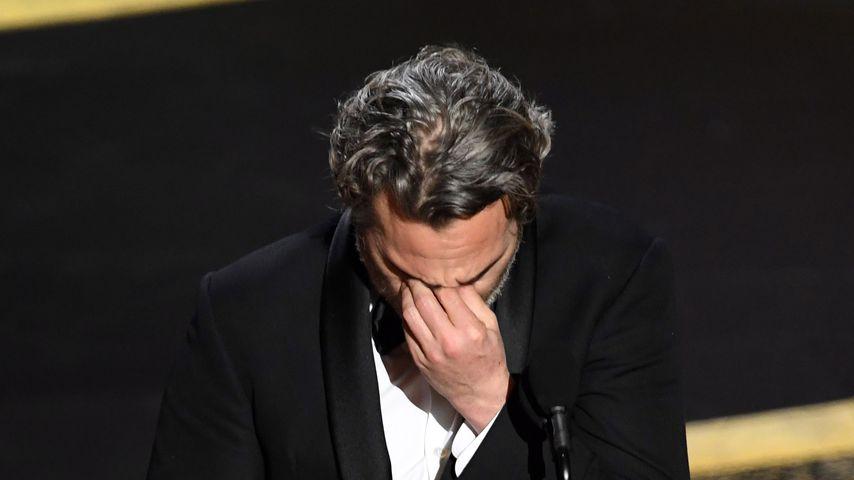 Joaquin Phoenix bei den Oscars 2020