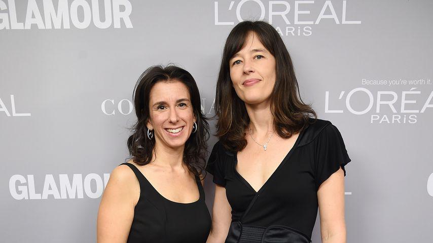 Jodi Kantor und Megan Twohey, Reporterinnen der New York Times