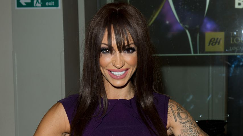 Jodie Marsh in London, November 2011