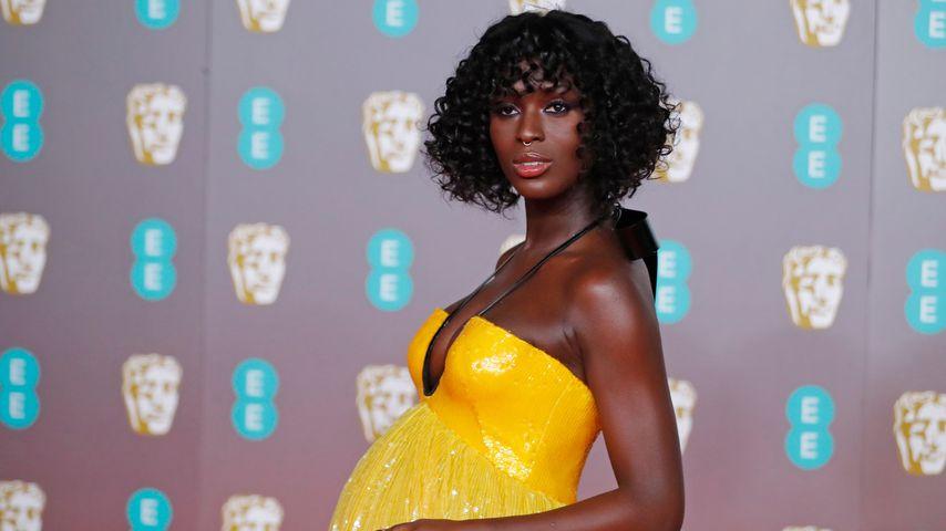 Jodie Turner-Smith bei den British Academy Film Awards