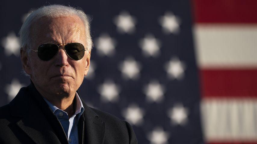Joe Biden im Oktober 2020