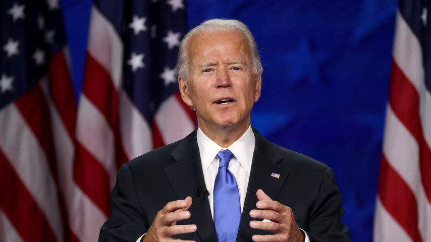 Joe Biden im August 2020