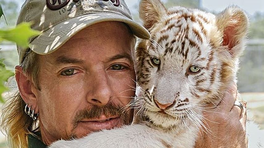 "Joe Exotic, ""Tiger King""-Star"