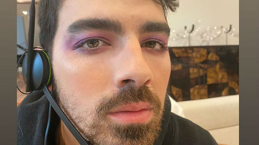 Joe Jonas im April 2020
