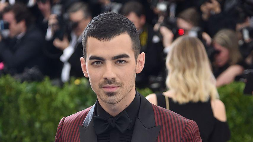 Joe Jonas bei der Met Gala 2017