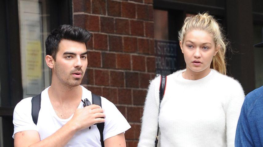 Trostpflaster nach Trennung: So gewann Joe Jonas Gigi Hadid