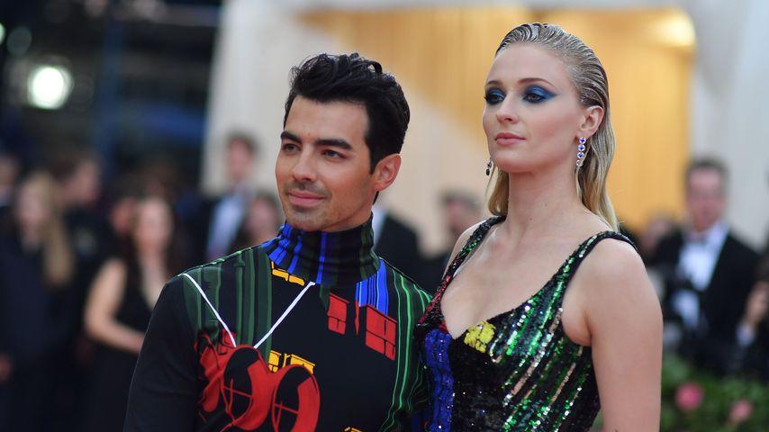 Joe Jonas und Sophie Turner bei der Met-Gala, 2019