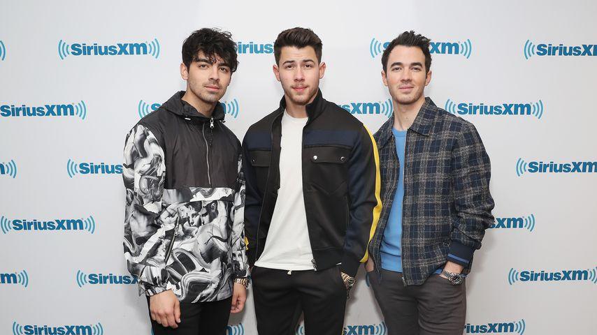 Krebs-Leid bei Jonas Brothers: So hielt die Familie zusammen