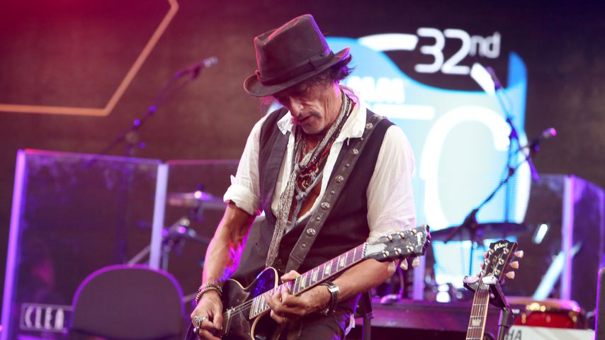 Nach Kollaps: Aerosmith-Star Joe Perry aus Klinik entlassen!