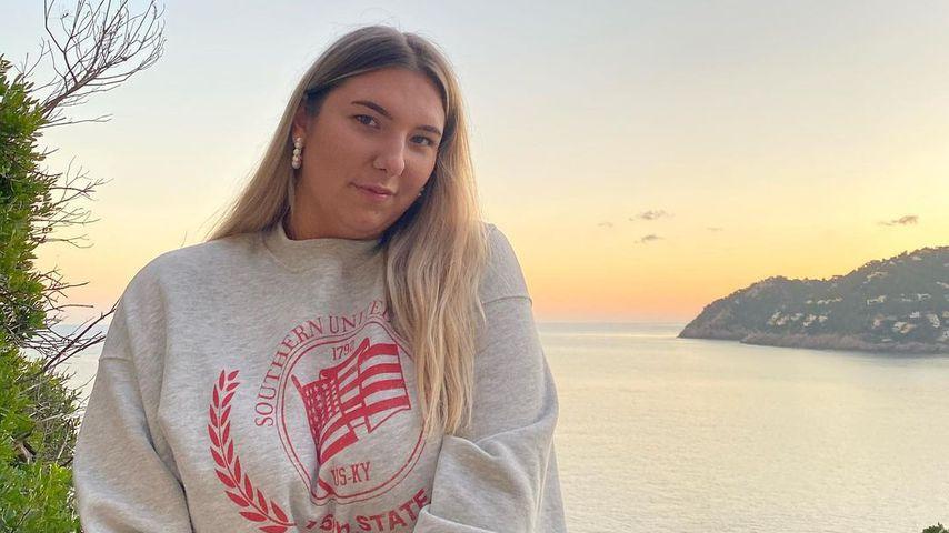 Joelina Karabas, Tochter von Danni Büchner