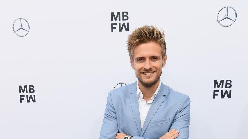 GZSZ-Star Jörn Schlönvoigt, Juli 2018