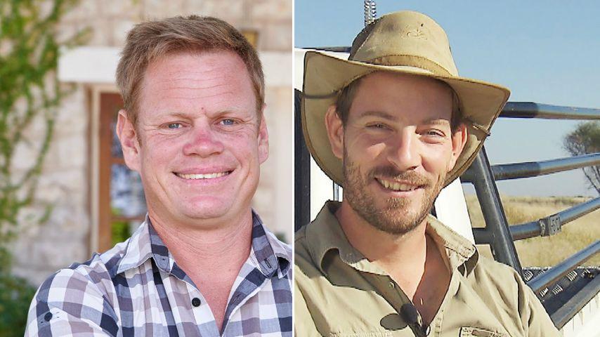 Namibias TV-Bauern: Holte sich Jörn etwa Rat bei Gerald?