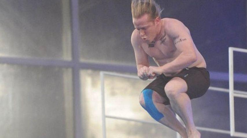 Turmspringen-Sensation: Joey Kelly in Runde 1 raus