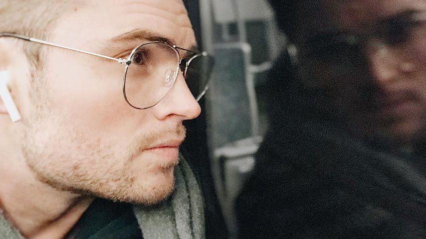 Funkstille bei Johannes Haller: Sein Instagram wurde gehackt