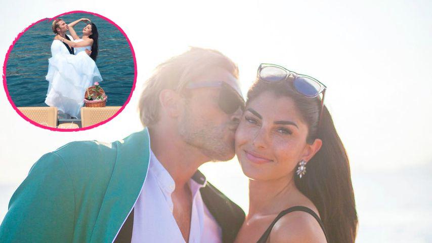 Im Anzug & Brautkleid: Haben Johannes & Yeliz geheiratet?