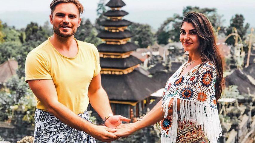 Johannes Haller und Yeliz Koc auf Bali, Mai 2019