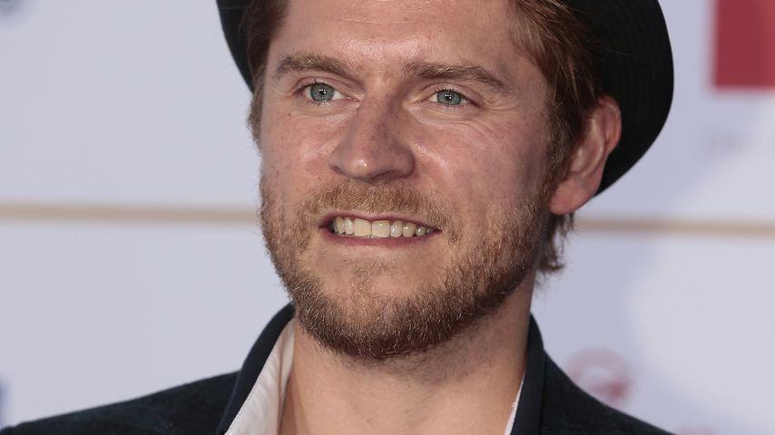 Johannes Oerding beim Deutschen Radiopreis in Hamburg im September 2015
