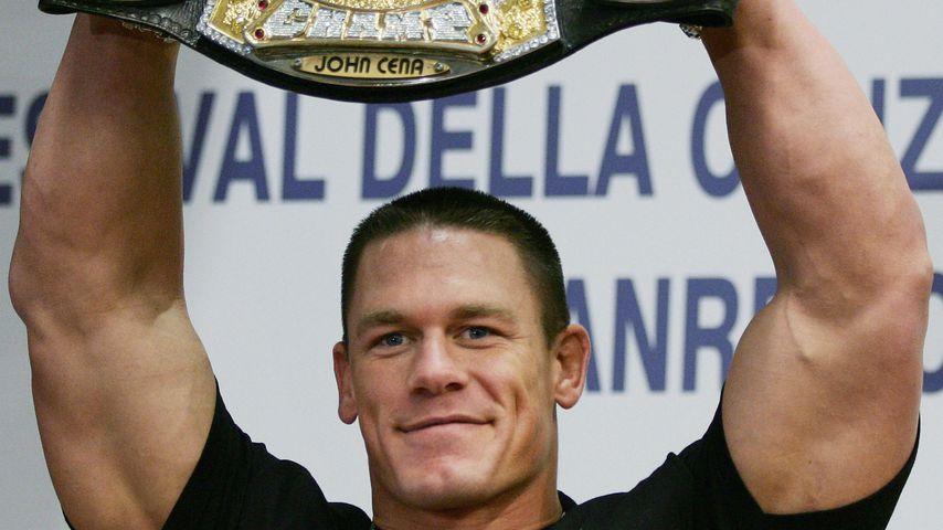 John Cena, Wrestlingchampion