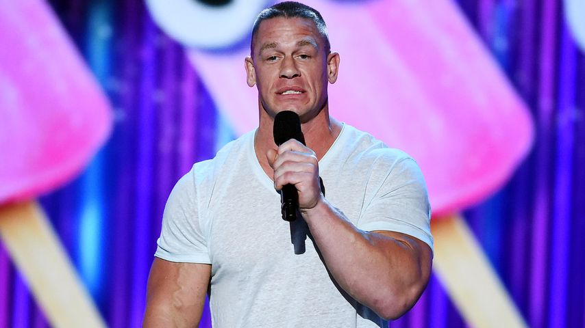 John Cena, Moderator der Kids' Choice Awards 2017