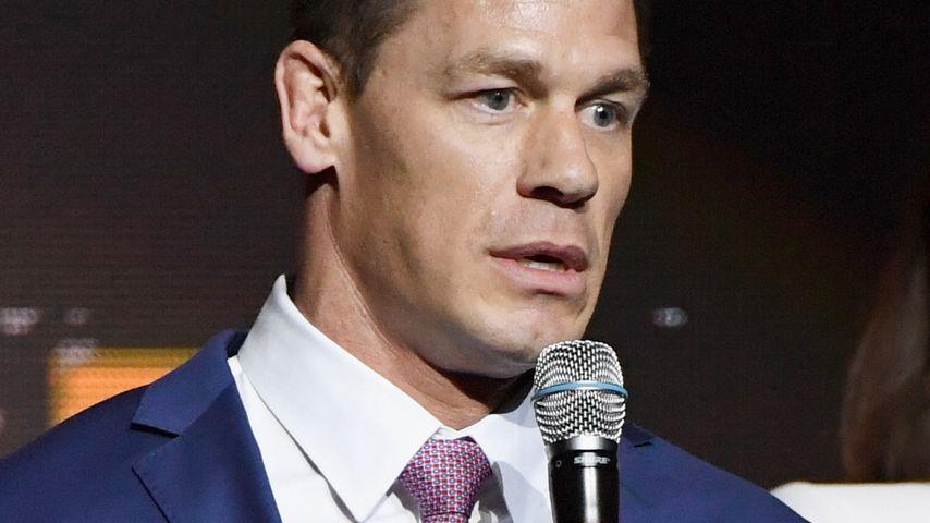 """""""Mein Herz tut weh"""": John Cena trauert seiner Ex hinterher!"""