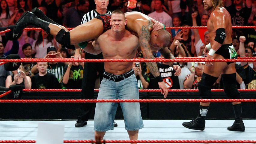 John Cena im August 2009