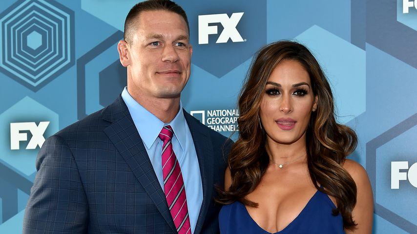 John Cena und Nikki Bella, Profi-Sportler