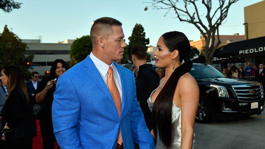 John Cena vermisst seine Ex Nikki Bella immer noch