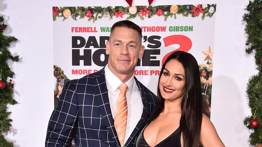 Hat John Cena seiner Ex Nikki Bella zur Geburt gratuliert?