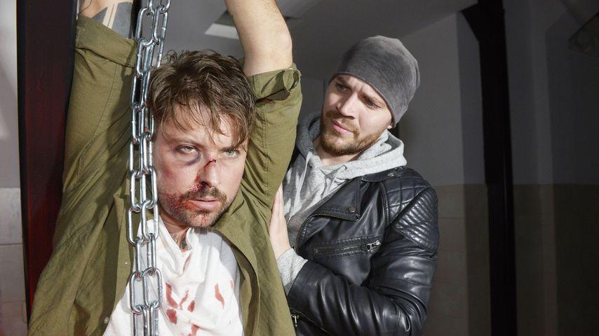 John (Felix von Jascheroff) und Erik (Patrick Heinrich)
