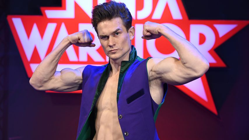 """John Förster, """"Ninja Warrior Germany""""-Kandidat 2020"""