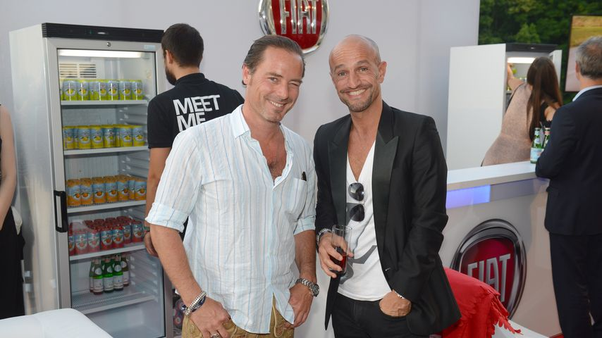 Peyman Amin und John Friedmann