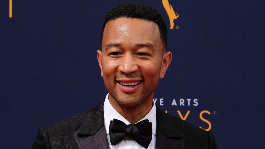 John Legend bei den Emmys 2018