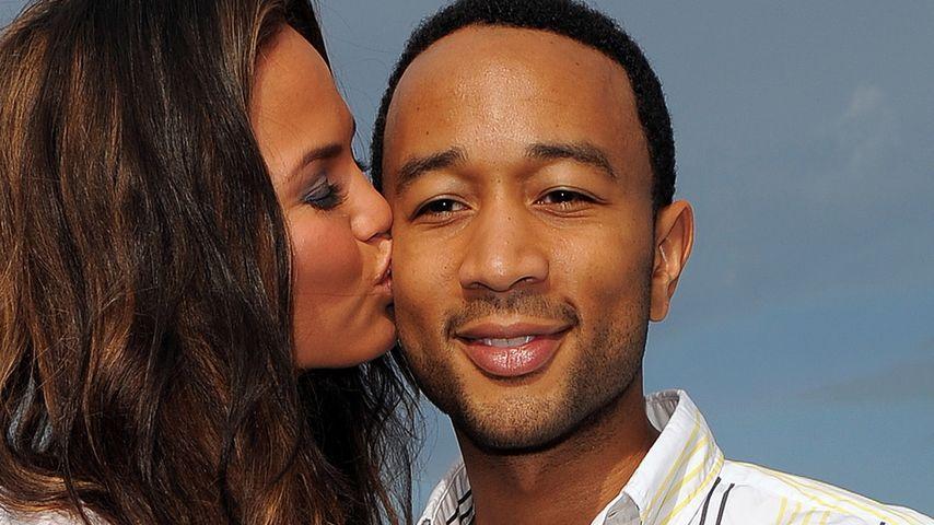 John Legend hat sich mit Model-Freundin verlobt!