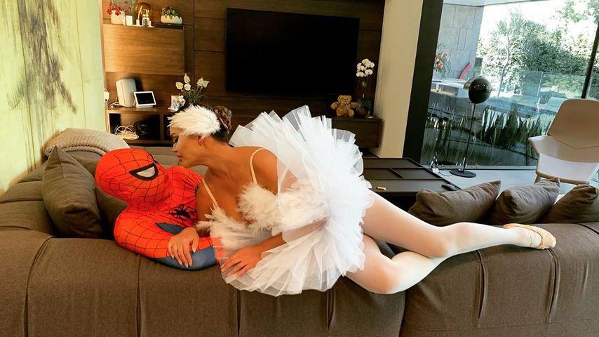 John Legend und Chrissy Teigen, Halloween 2020