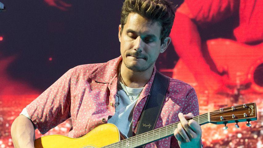 John Mayer bei einem Konzert in San Antonio (Texas)