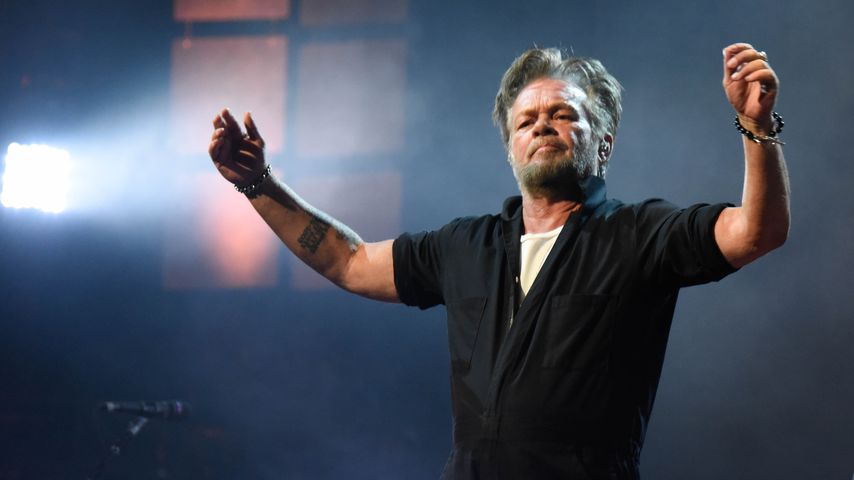 John Mellencamp bei FarmAid 2018 in Connecticut